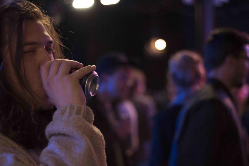 VAEFF Gala - Beer has been lovingly provided by Brooklyn Brewery