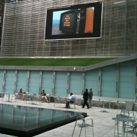 VAEFF at Big Screen Plaza