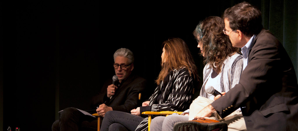VAEFF2015 panel discussion hosted at the Tribeca Film Center in New York City