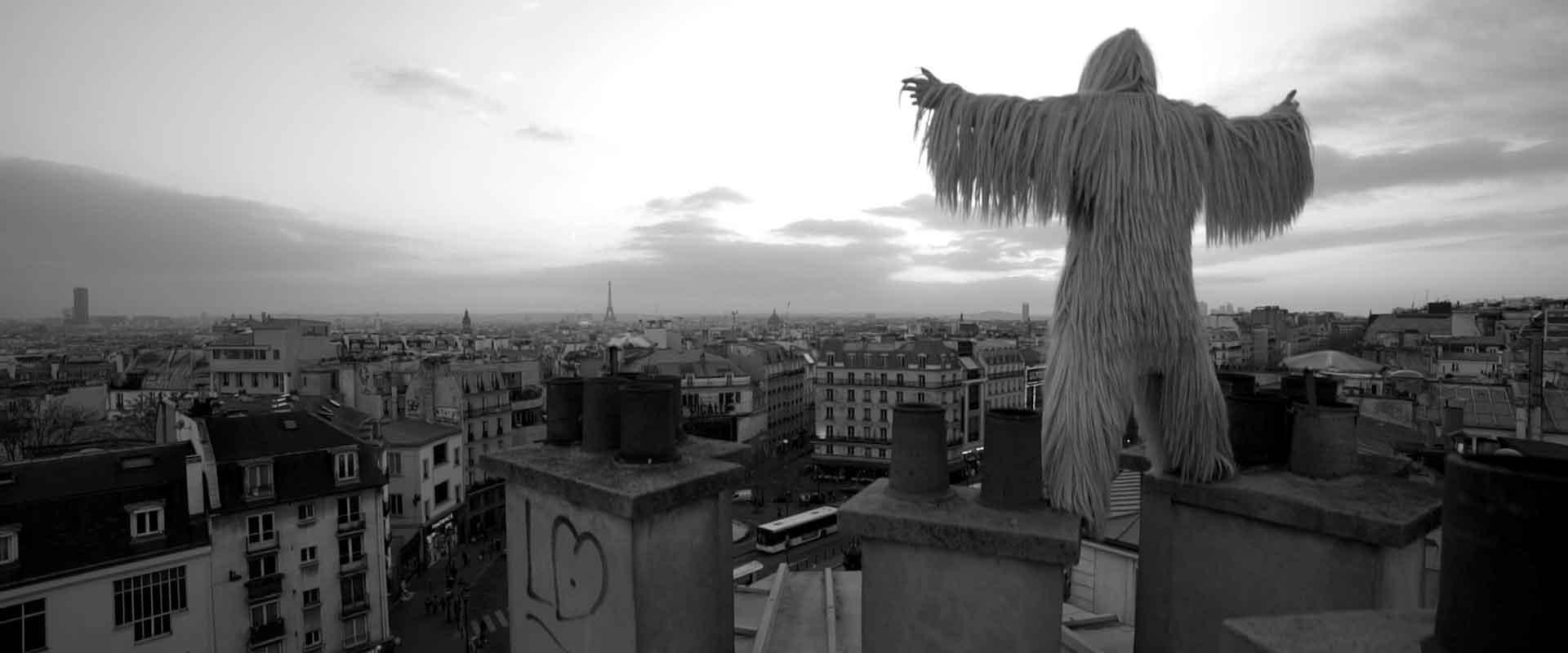 Am I Paris // Redha Medjellekh