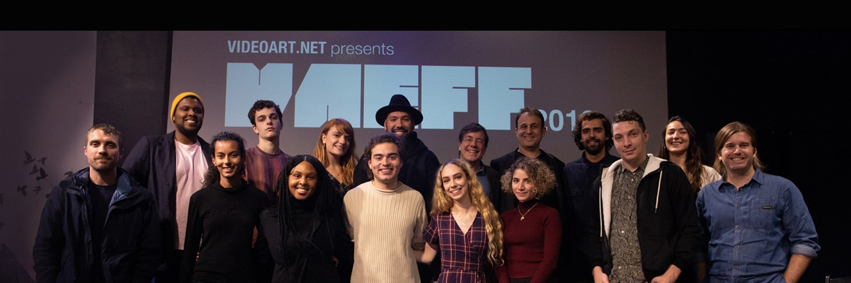 VAEFF 2018 Artists & Team at DCTV